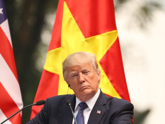 AP TRUMP VIETNAM I VNM