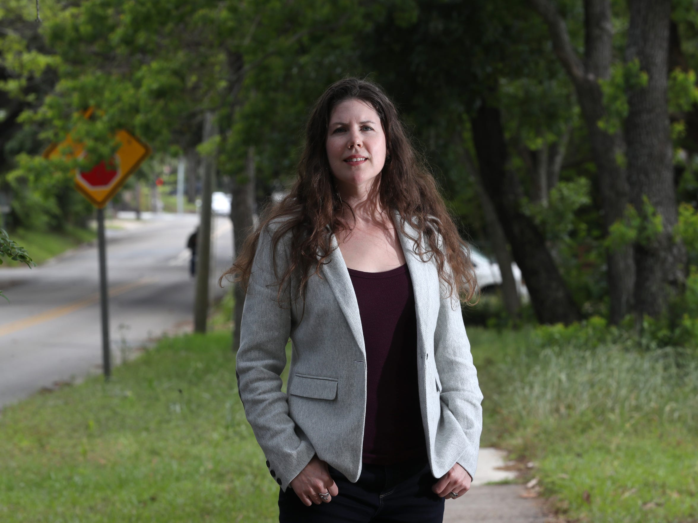 Mindy Mohrman, Tallahassee's Leon County urban forester