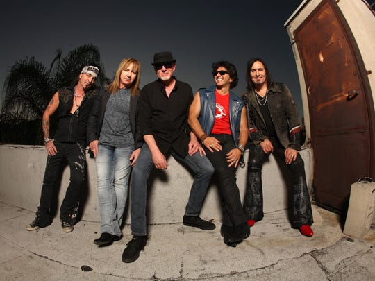 Veteran rockers Great White will perform at Riverfest