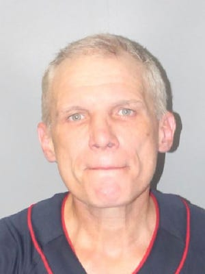 Richard Wegge, 53, of 197 North Main St., Apt. 10, Brockton, was arrested in Brockton and charged with trafficking in more than 10 grams of fentanyl and illegal possession with intent to distribute a Class B drug (crack cocaine), Thursday, Aug. 6, 2020.