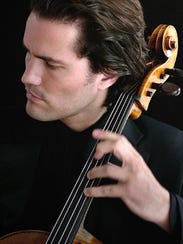 Cellist Zuill Bailey won his first Grammy Award, for