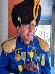 Rodney Reeves as the Legionnaire de Mer