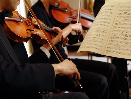 Love is in the air - and apparently in your ears too if you go to the Yuma Orchestra: Romantic Classics on Feb. 10.
