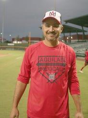 El ex ligamayorista Édgar González, timonel de los