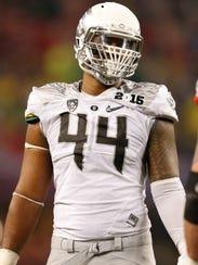 Oregon defensive lineman DeForest Buckner could be