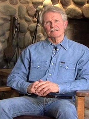 John Kitzhaber speaks out in a video on his Facebook page as he began re-entering public life.