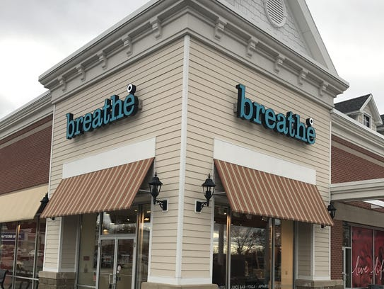 Breathe opens in Victor