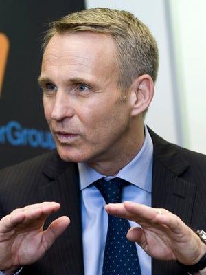 ManpowerGroup CEO Jonas Prising