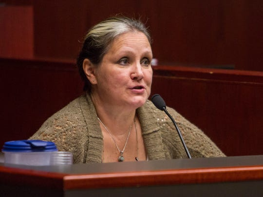 Vickie Sorensen, a midwife and defendant in the case