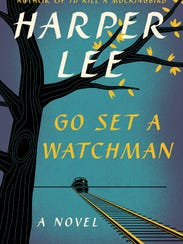"""Go Set A Watchman"" by  Harper Lee."