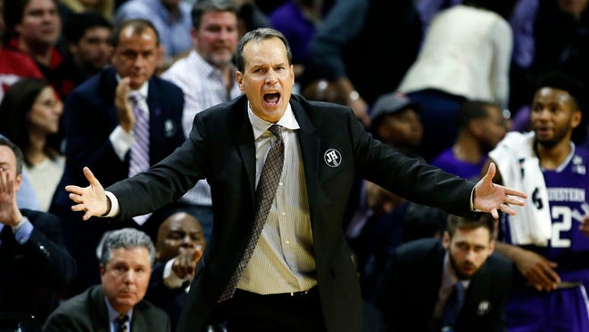 Northwestern Wildcats head coach Chris Collins has never shied away from the elephant in the room: The Wildcats have never made the NCAA tournament.