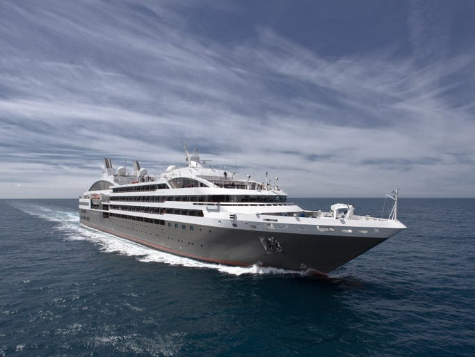Cruise ship tours compagnie du ponant 39 s le boreal for High end cruise ships