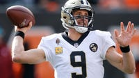 There are a multitude of reasons for Drew Brees' success at quarteback.