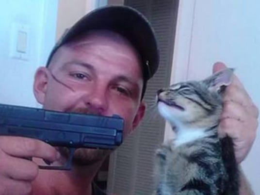 cat gun facebook