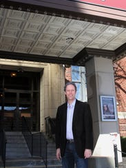 Education director Jim Jack at the George Street Playhouse