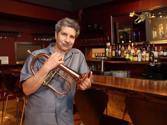 Mark Morganelli, executive director of Jazz Forum Arts,