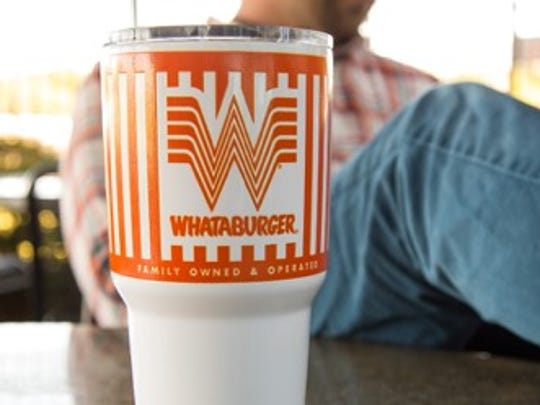 Whataburger partnered with YETI to create this official tubler availble for purchase now.