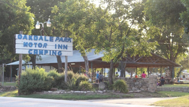 The City of Glen Rose received three bids for the potential sale of Oakdale Park.