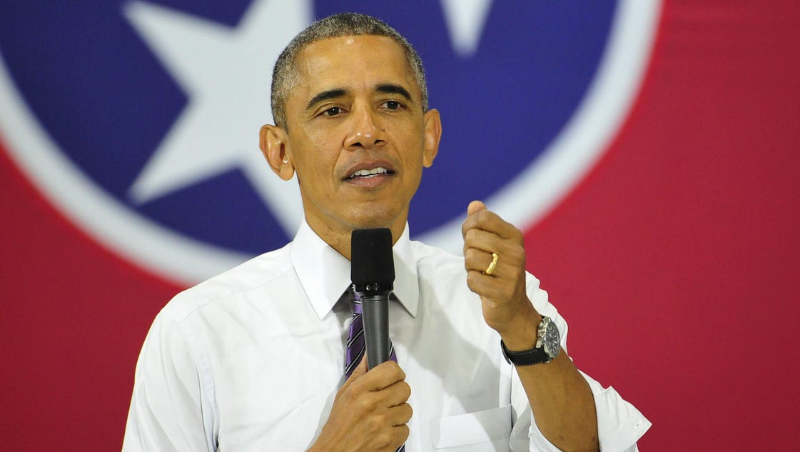Obama Tn Official Disagree On Insurance Cost Increase