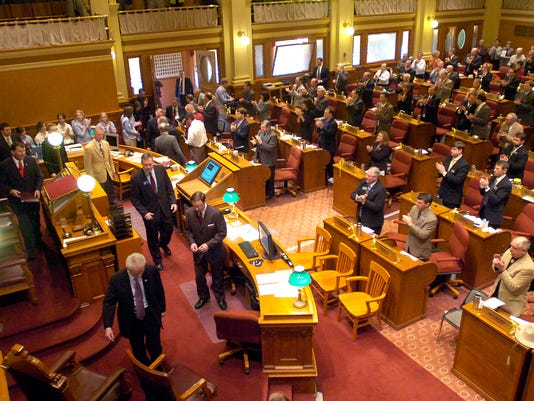 state of the state legislature