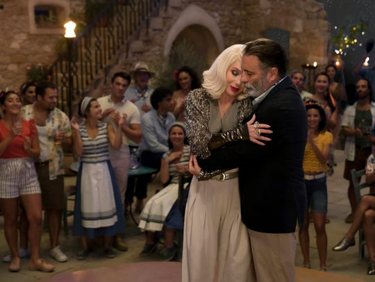 This image released by Universal Pictures shows Cher,