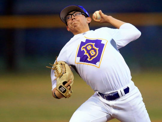 Miller's AG Ayala pitches against King on Monday, Feb.