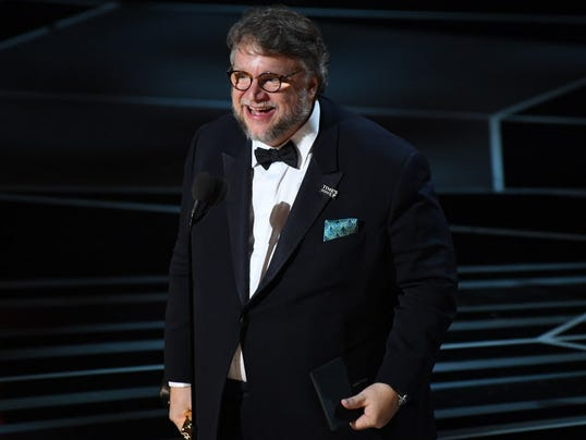 oscars 2018 the shape of water wins best picture at the