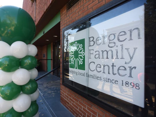 The Bergen Family Center in Englewood on Monday celebrated