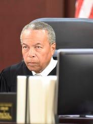 Nashville Criminal Court Judge Monte Watkins