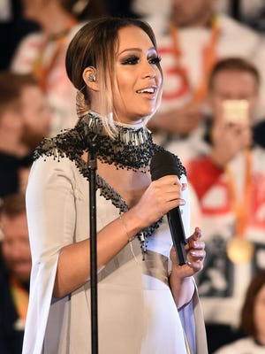 British singer Rebecca Ferguson says she will not be performing at Donald Trump's inauguration.