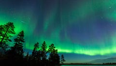 See the northern lights from various vantage points around Michigan