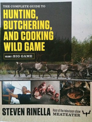 """Steven Rinella's new books, """"The Complete Guide to Hunting, Butchering, and Cooking Wild Game: Volumes 1 and 2,"""" are great gifts for beginning to expert hunters."""