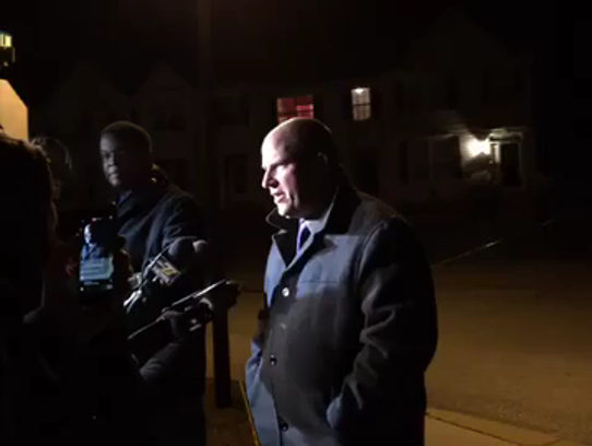 Northern York County Regional Police Lt. David Lash, speaking to the press in January 2017 about an unrelated case.