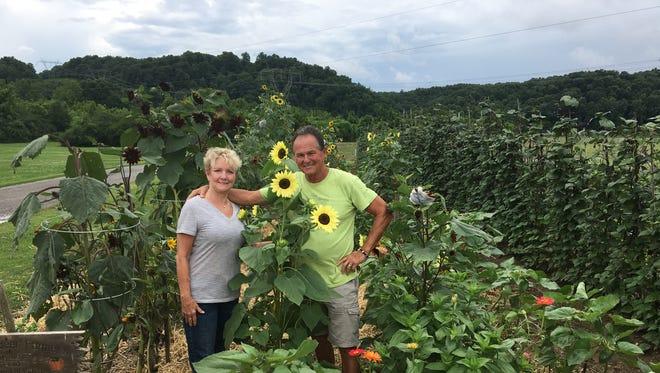 Randy Smith and Linda Raices
