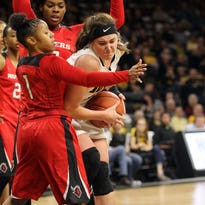 All Big Ten Network and no ESPN for Iowa women's basketball