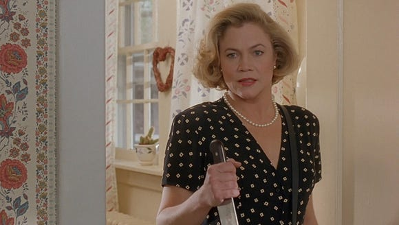 Kathleen Turner is Baltimore's resident celebrity murderer