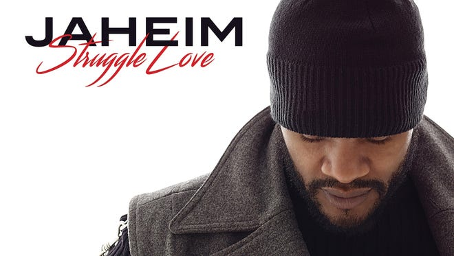 "Jaheim's ""Struggle Love."""