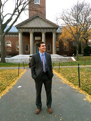Jack Whitfield is a native of Bardstown, Kentucky and a visiting student at Harvard University. Whitfield is a political science major, and he is a frequent contributor to the Harvard Political Review.