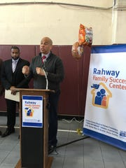 U.S. Sen. Cory Booker was among those who attended
