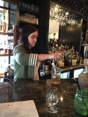 Dark Roux bar manager Paige Tait is young, passionate and not afraid to take risks.