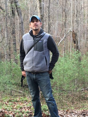 Ben Colvin of Asheville is the new executive director of international conservation organization Wild Forests and Fauna.
