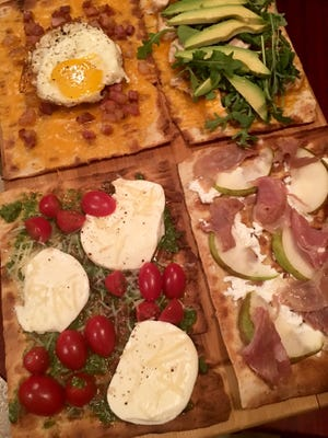 Flatbreads offer variety fast