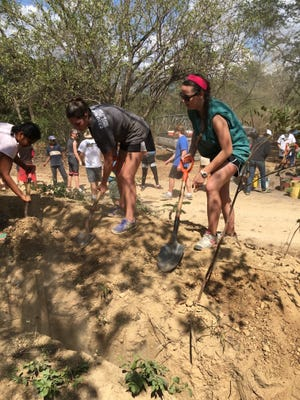 Students at St. Joseph Catholic School in Madison spend their Spring Break helping install systems to deliver fresh water to residents in Nicaragua. As part of their mission trip, the crew is documenting the journey.