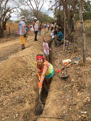 St. Joe students are spending Spring Break helping get clean water to impacted areas in Nicaragua.