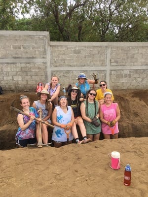 It was a lot of hard work, but the students at St. Joseph Catholic School in Madison took away valuable lessons and friendships during their Spring Break mission trip to Nicaragua.