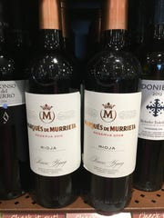 Notice fresh fruit and silky tannins with a touch of spice in this Marques de Murrieta Rioja Reserva 2008.
