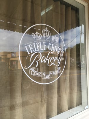 Triple Crown Bakery, located on Columbia Avenue in Franklin, will open in September.