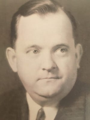 """FBI Agent Drane Lester, who died in 1940, is credited with authoring the FBI's motto, """"Fidelity, Bravery, Integrity."""""""