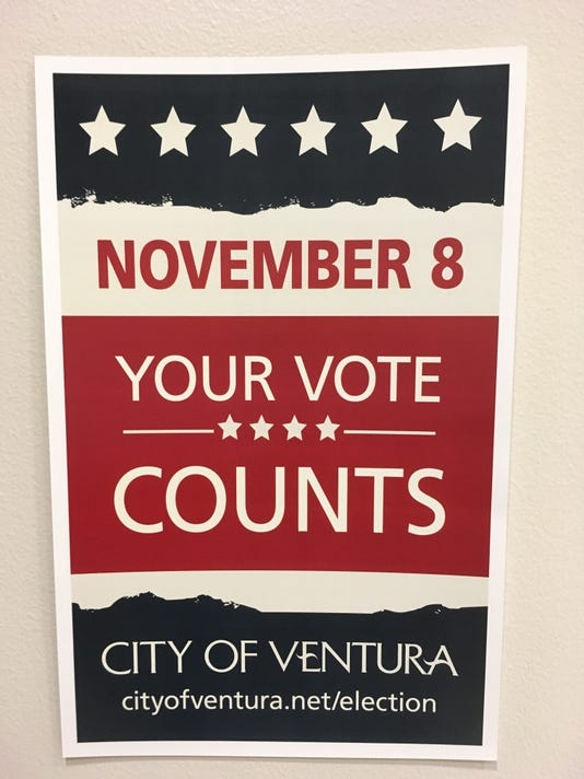 #stockphoto-Ventura Election Day