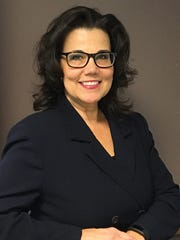 Brighton Township Clerk Ann Bollin is running for re-election.